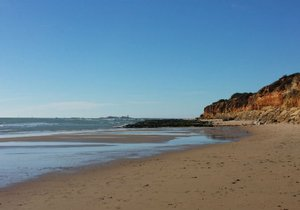 Playa de la Barrosa. /Cedida por: Ayuntamiento Chiclana de la Frontera
