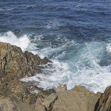 Vistas del mar en A Coruña