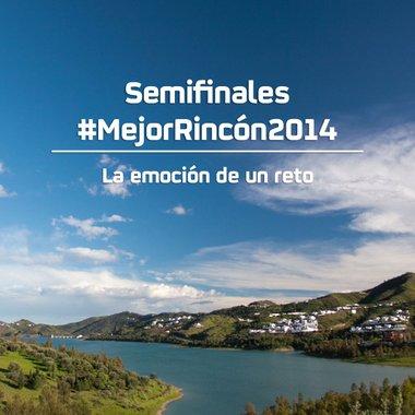 Semifinales de El Mejor Rincón 2014