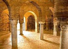 Mezquita omeya de Almonaster la Real