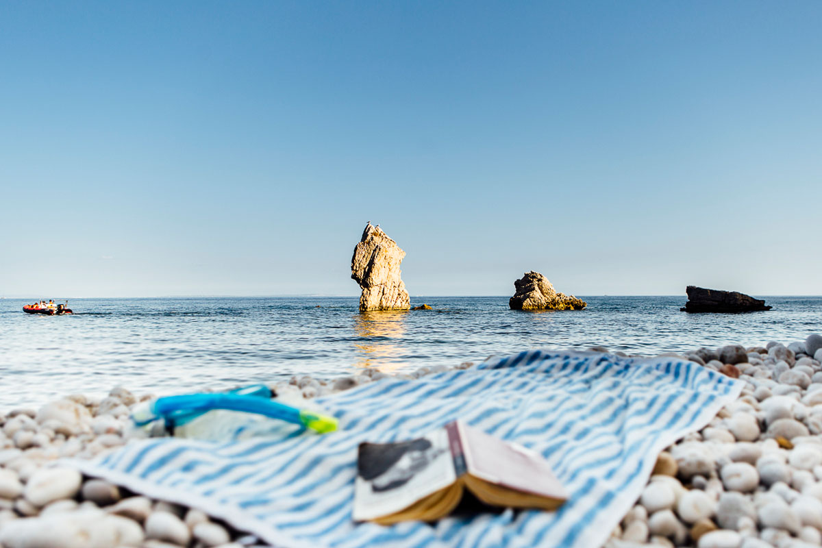 Nido de Águila, cala de Ibiza