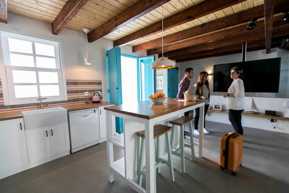 Apartamentos Casa del Puerto, Valencia