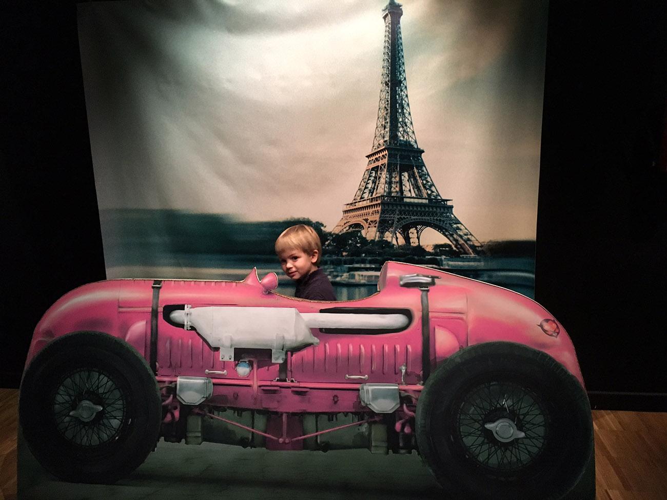 Museo de Títeres (Tolosa) - coche - Foto: Beatriz Vigil