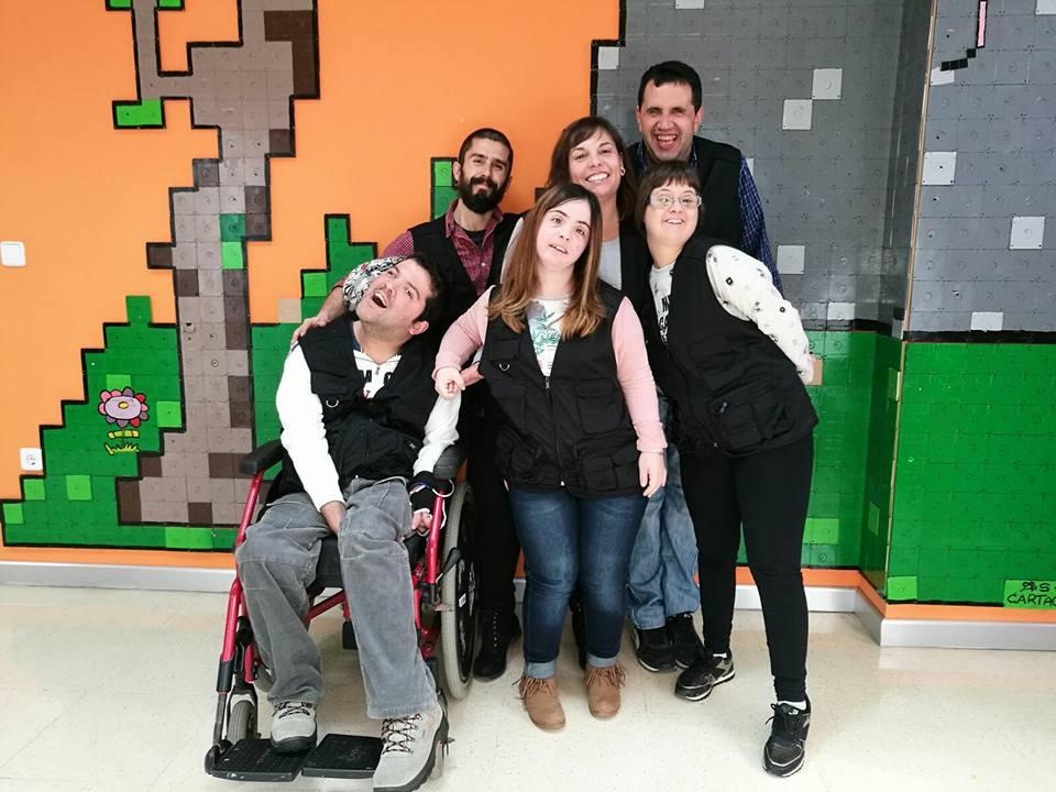 Equipo de accesibilidad cognitiva de SOI Cartagena