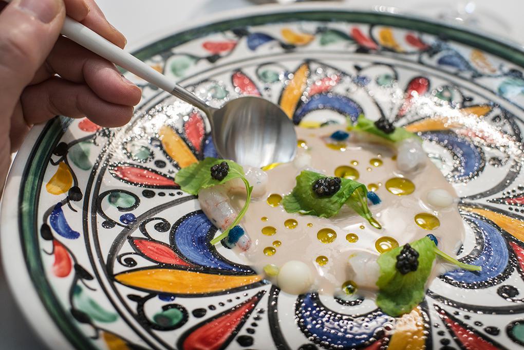 Detrás de cada plato hay una historia, un por qué que explica tal amalgama de ingredientes.