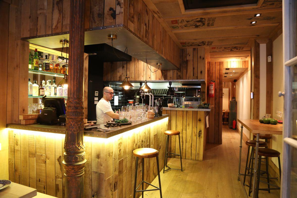 Tres barrios foodies de Madrid (Inspiraciones). Bistronomika