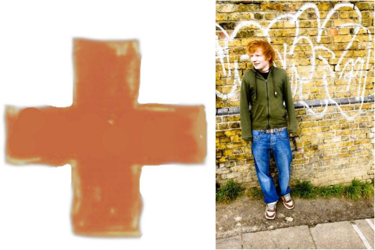 Portada de + y Ed Sheeran. Fotos: Facebook.