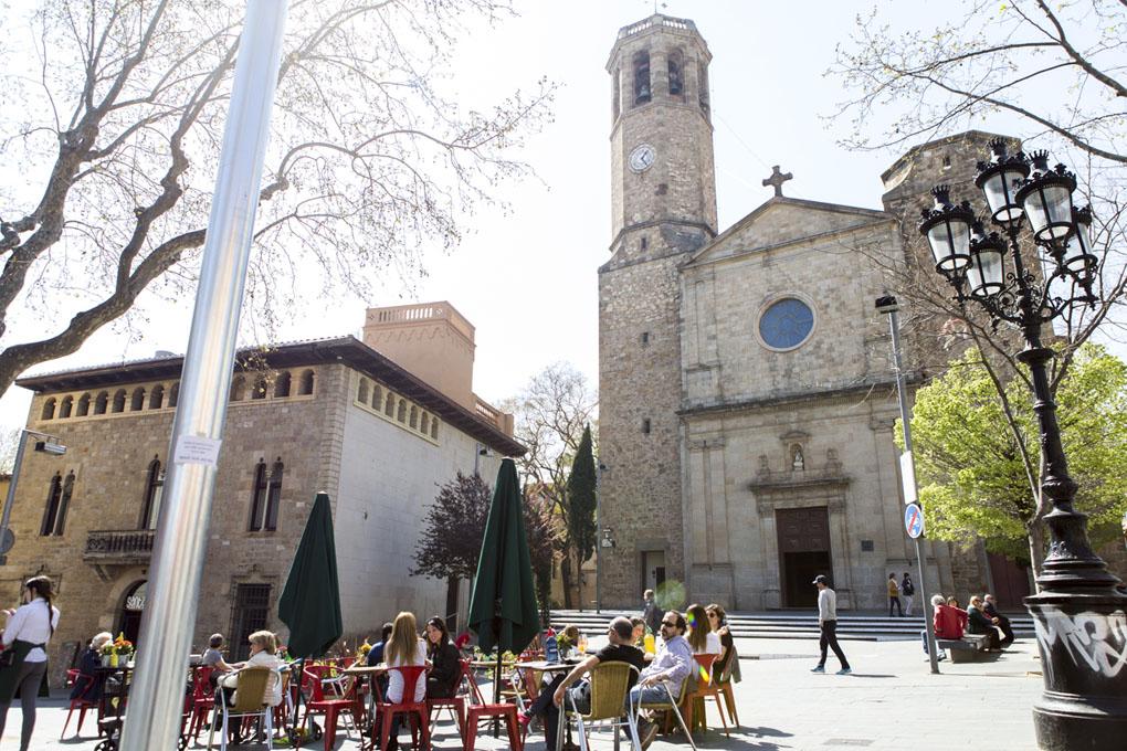 Parroquia del Barrio de Sarriá