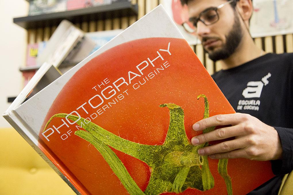 Libros sobre cocina: portada de 'The Photography of Modernist Cuisine'. Foto: A Punto Librería