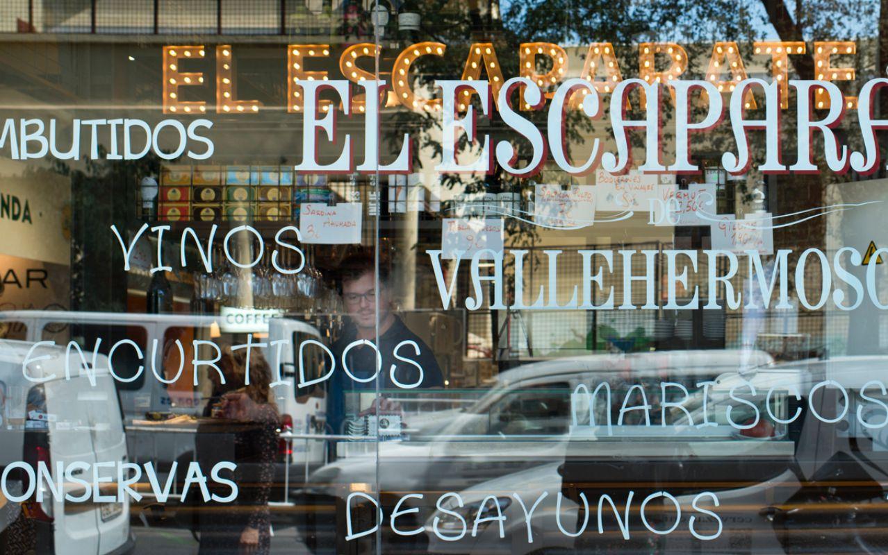 El Escaparate. Foto: Sofía Moro