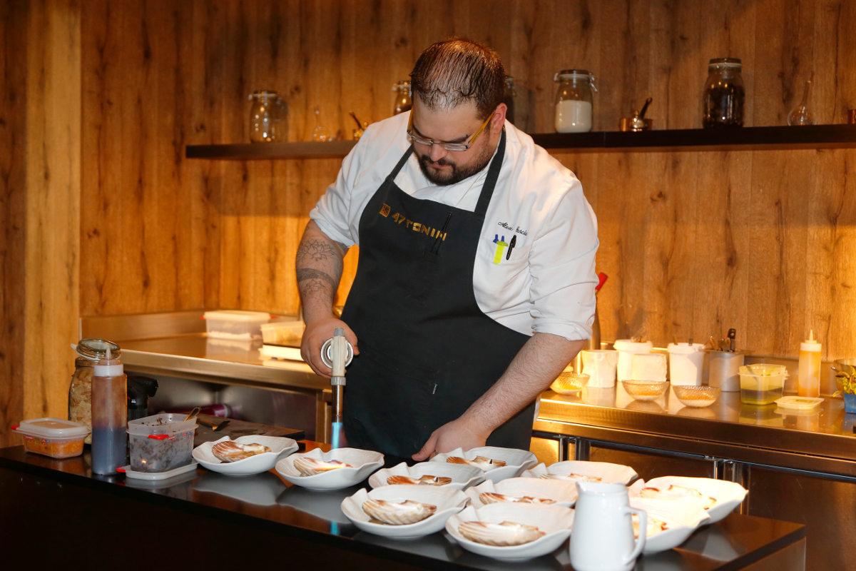 Vistoso Cocinero Reanudar Muestra Canadá Colección de Imágenes ...