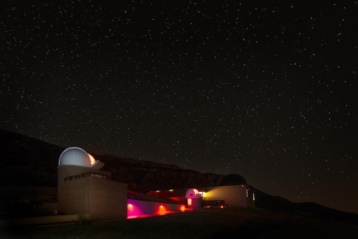 Parque Astronómico del Montsenc, Lleida. Foto: Shutterstock
