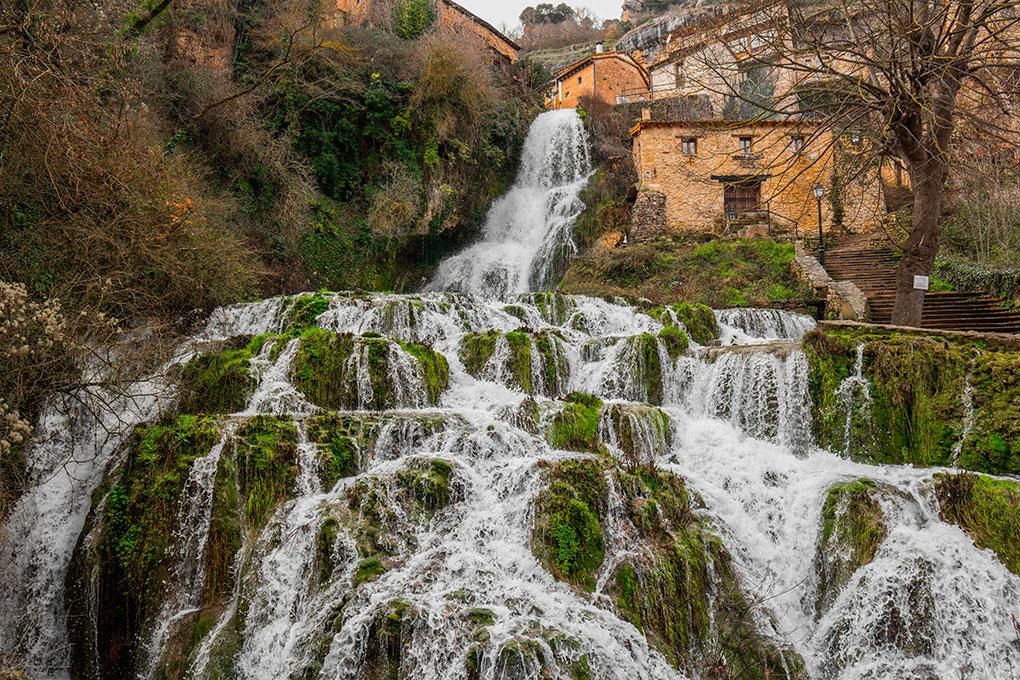 Ebro, Burgos.