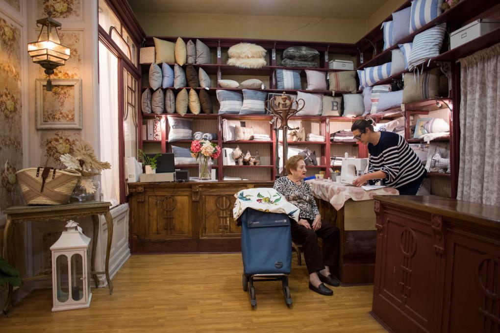 Cuidar a sus clientes y apostar por diferenciarse y vender productos de calidad son sus máximas.