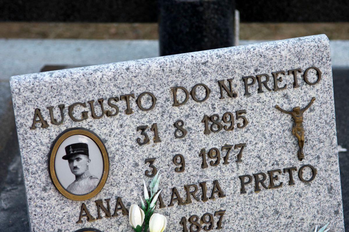 Cementerio portugués de Rio de Onor. Foto: Manuel Ruiz Toribio