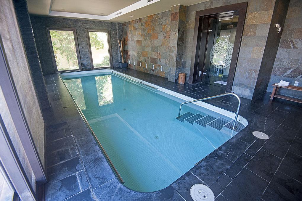 Hotel El Rodat (Jávea) - piscina del spa - Foto: Rafa Molina