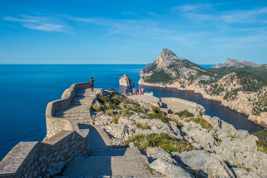 Mirador de Creueta, Mallorca