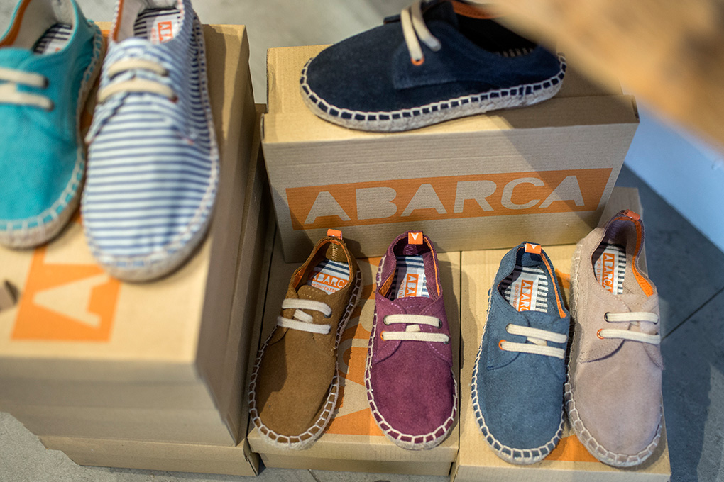 Abarca Shoes, Madrid
