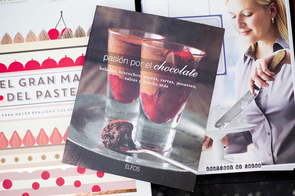 'Pasión por el chocolate'. Foto: A Punto Librería