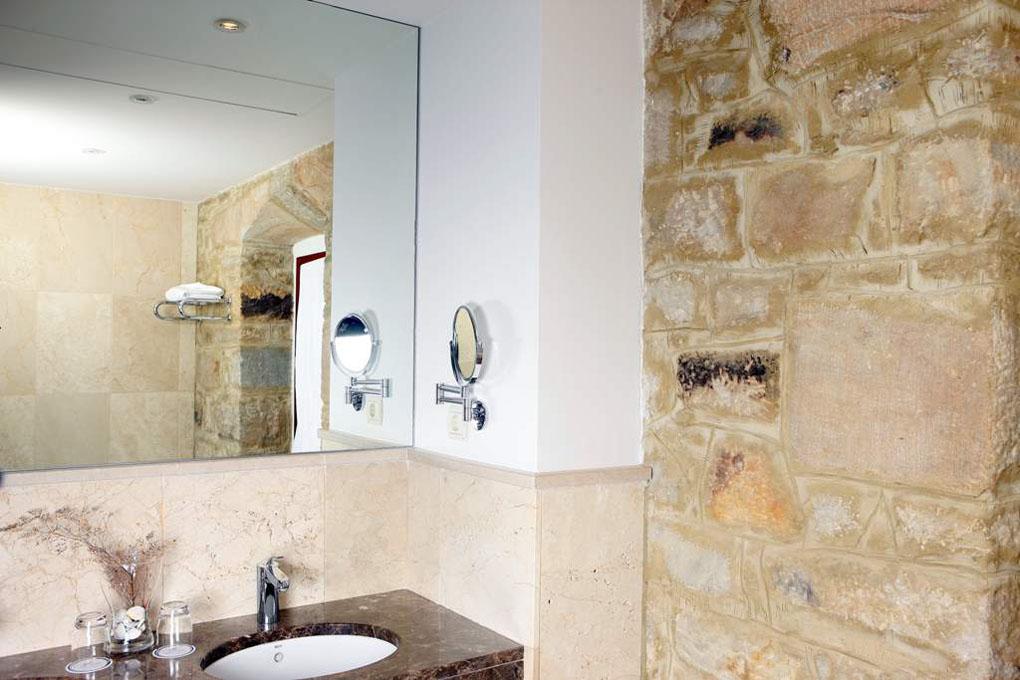 El baño de Palacio de Luces