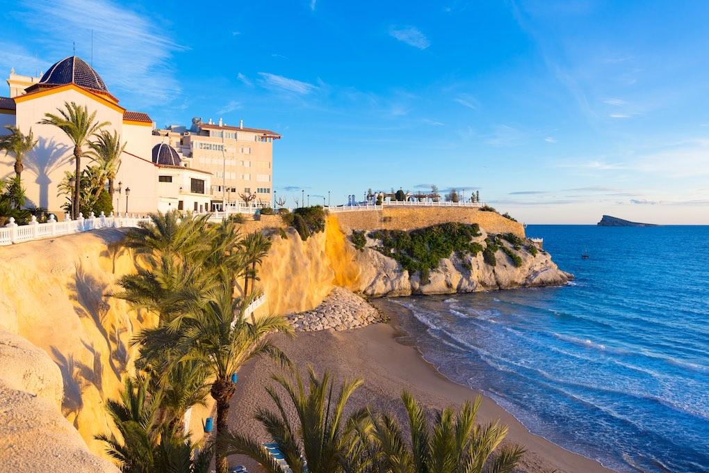 Playa Mal pas. Foto: Shutterstock