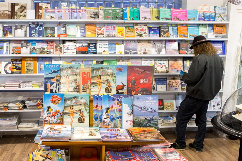 Libros sobre aviones