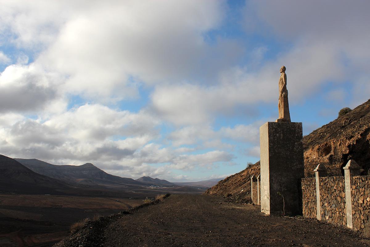 Unamuno en Fuerteventura