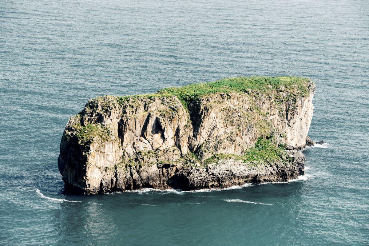 Llanes. Playa-fiordo de Guadamía. Foto: José Ramón García