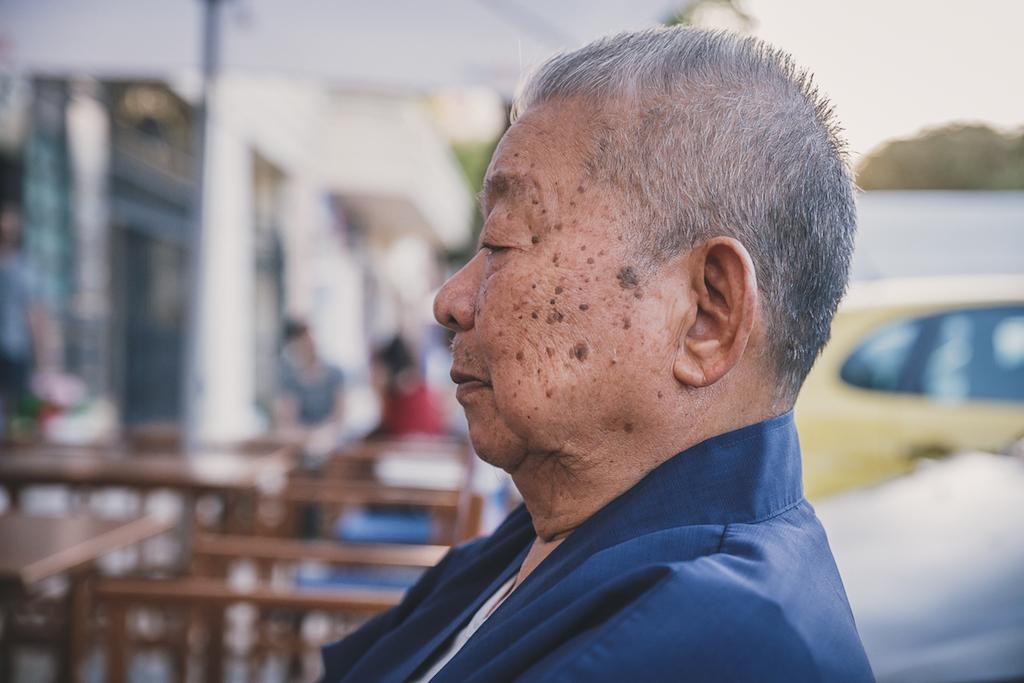 Masao Kichuki, chef de El Rocío Tapas y shushi.