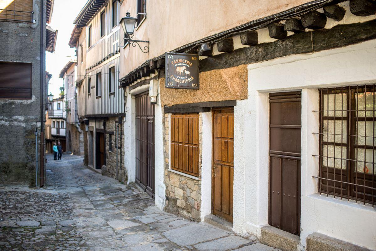 La casa del abuelo donde empezó el negocio. Foto: Alfredo Cáliz