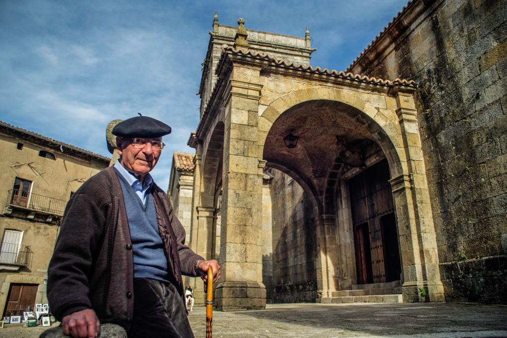 La Alberca, Salamanca.