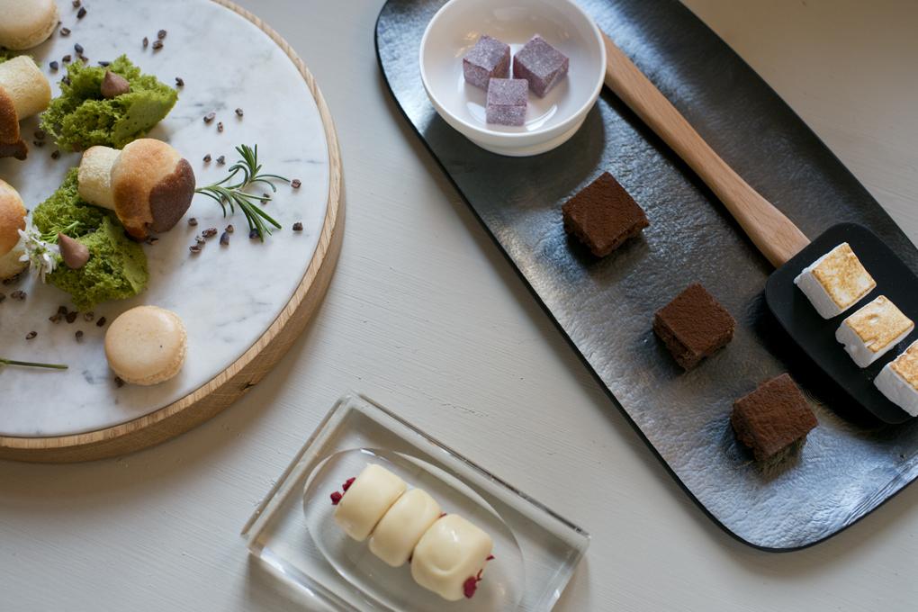 Los deliciosos dulces que acompañan al café