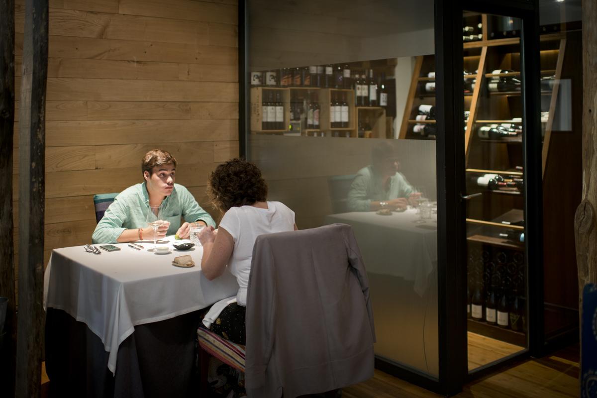 Restaurante Lúa, Madrid