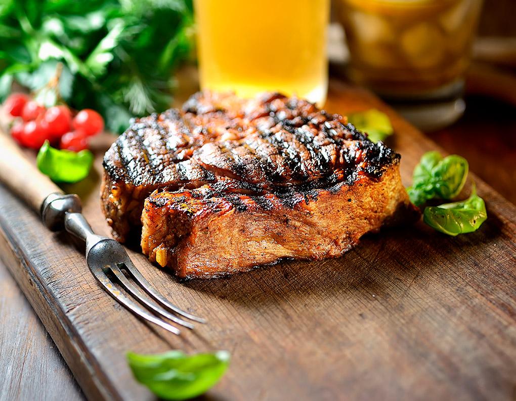 Entrecote de carne