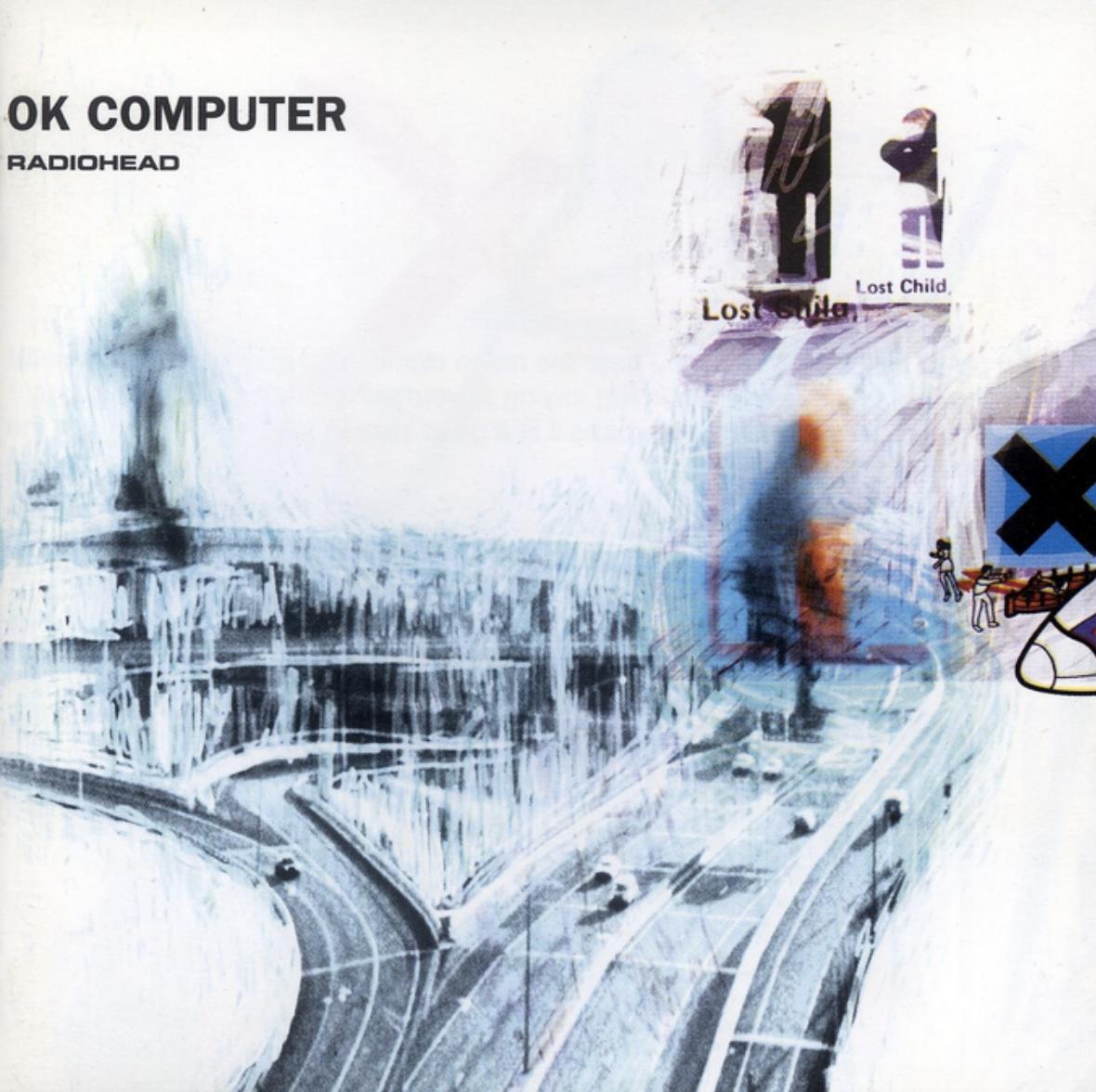 Ok computer de Radiohead. Foto: Facebook
