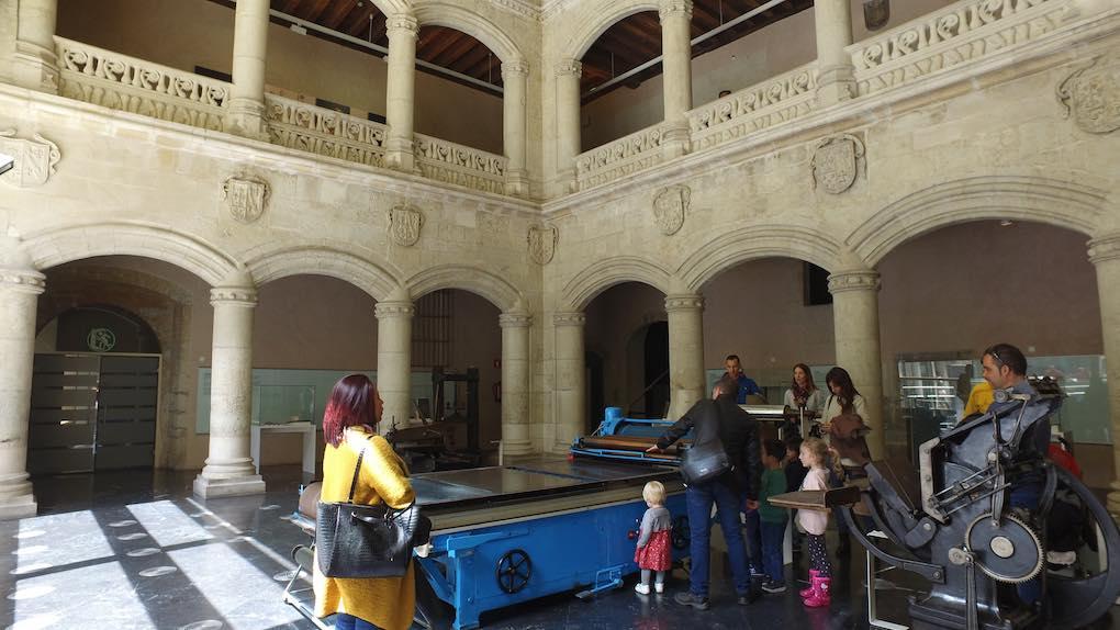 Casa del Cordón. Foto: Beatriz Vigi