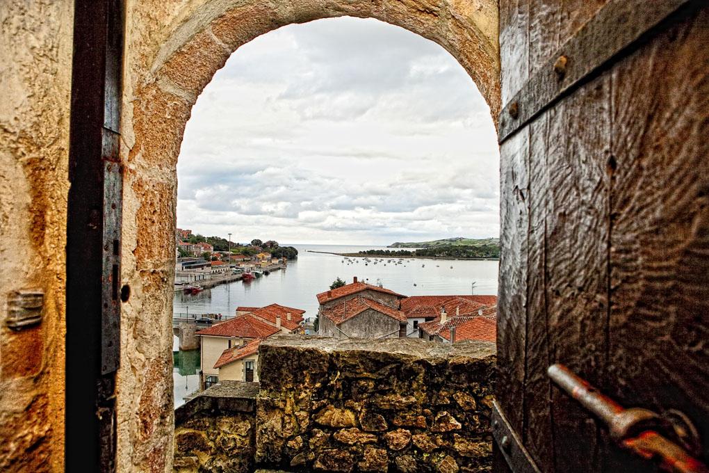 Vistas desde el Castillo del Rey