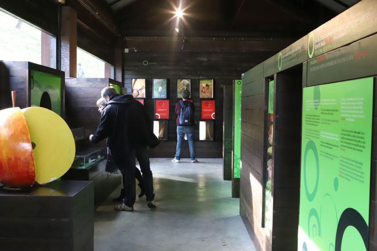 Museo de la sidra. Foto: Igor Cubillo