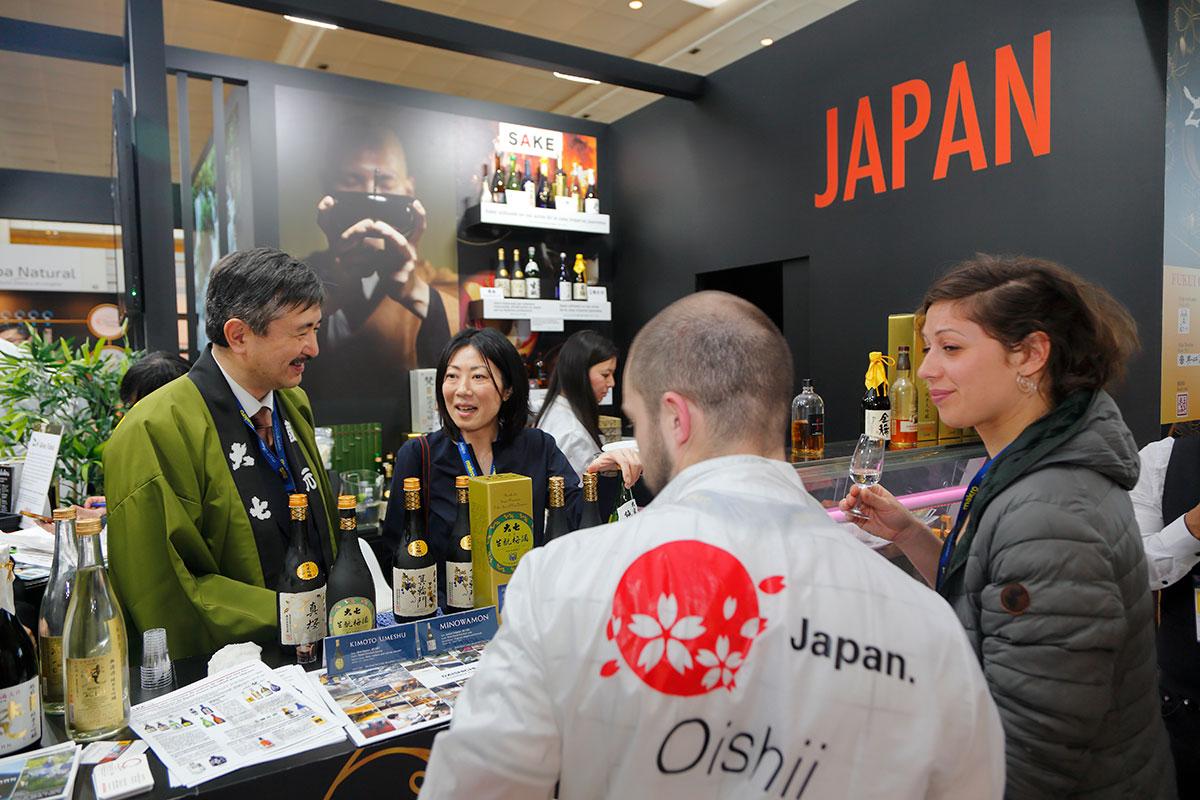 Japón en Madrid Fusion