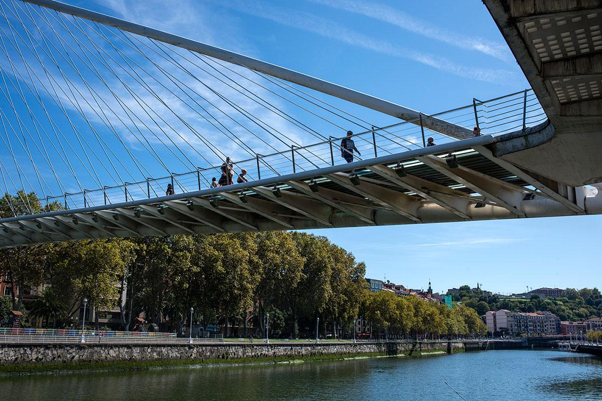 Bilbao, puente