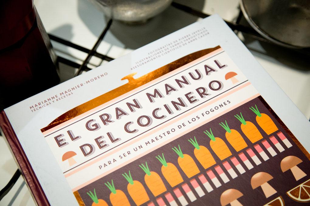 Libro el Gran Cocinero