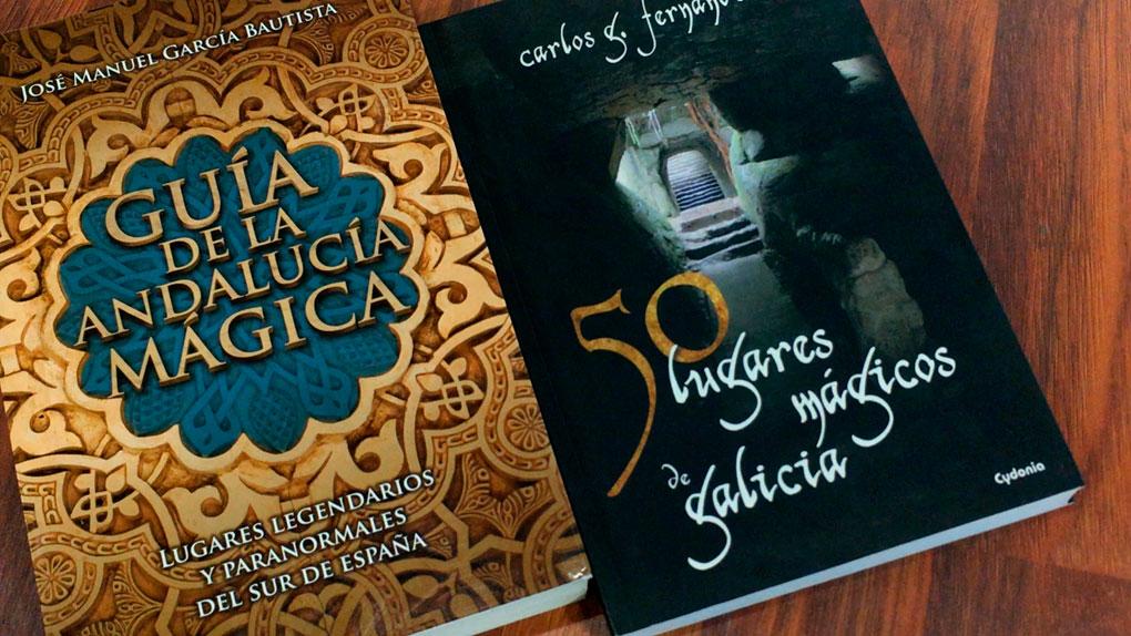 Libros de leyendas y magia