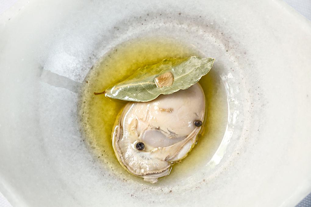 Las ostras de Sacha