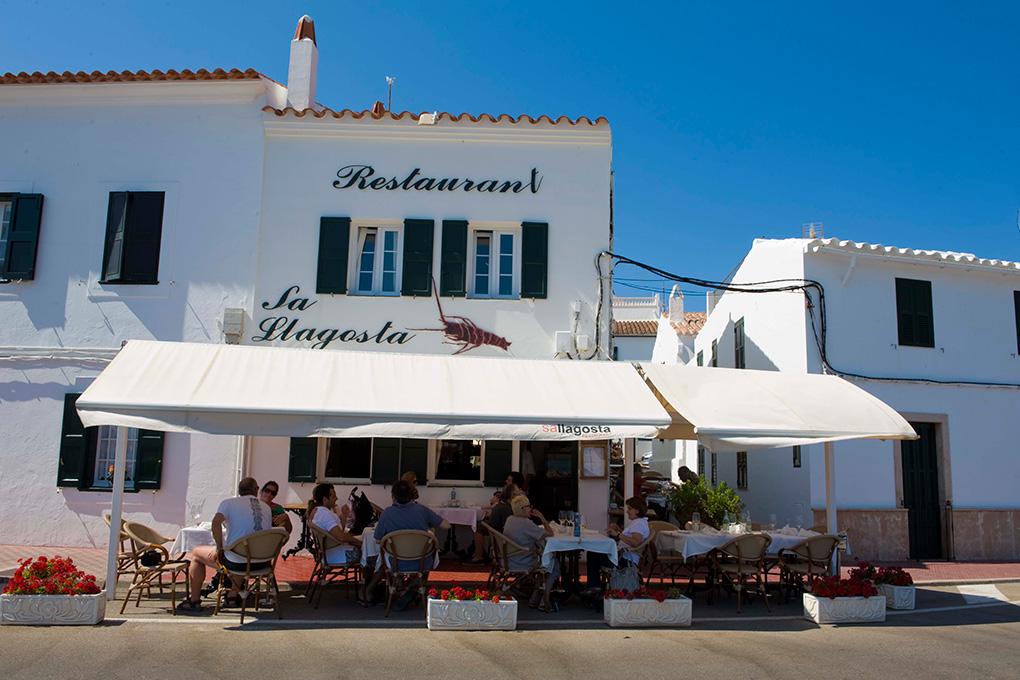 Sa Llagosta, Menorca.