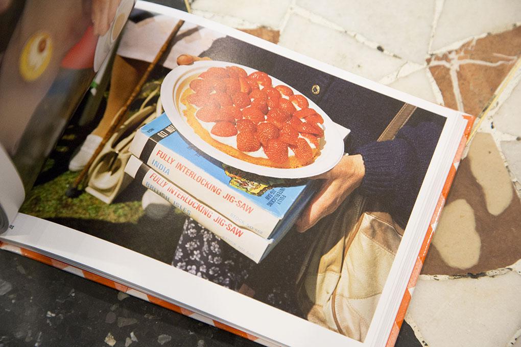 Libros sobre cocina: interior de 'Real Food'. Foto: A Punto Librería