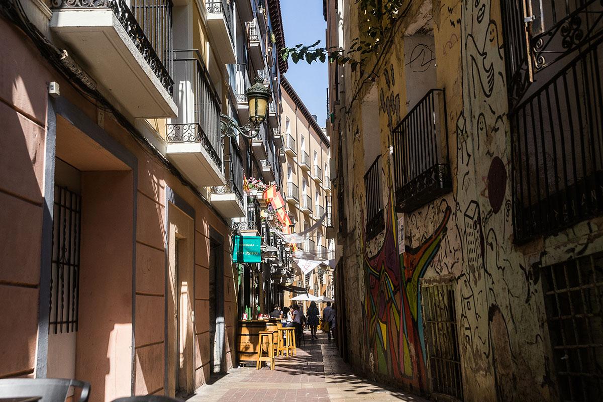 Tapas Zaragoza