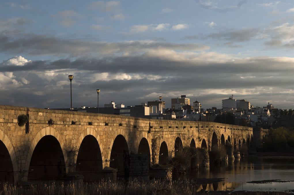 Puente Romano de Mérida. Foto: Manuel Ruiz Toribio