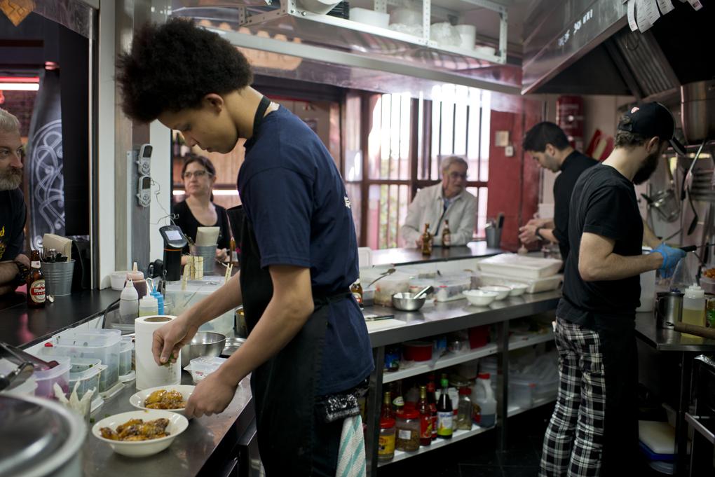 Kitchen 154, Madrid
