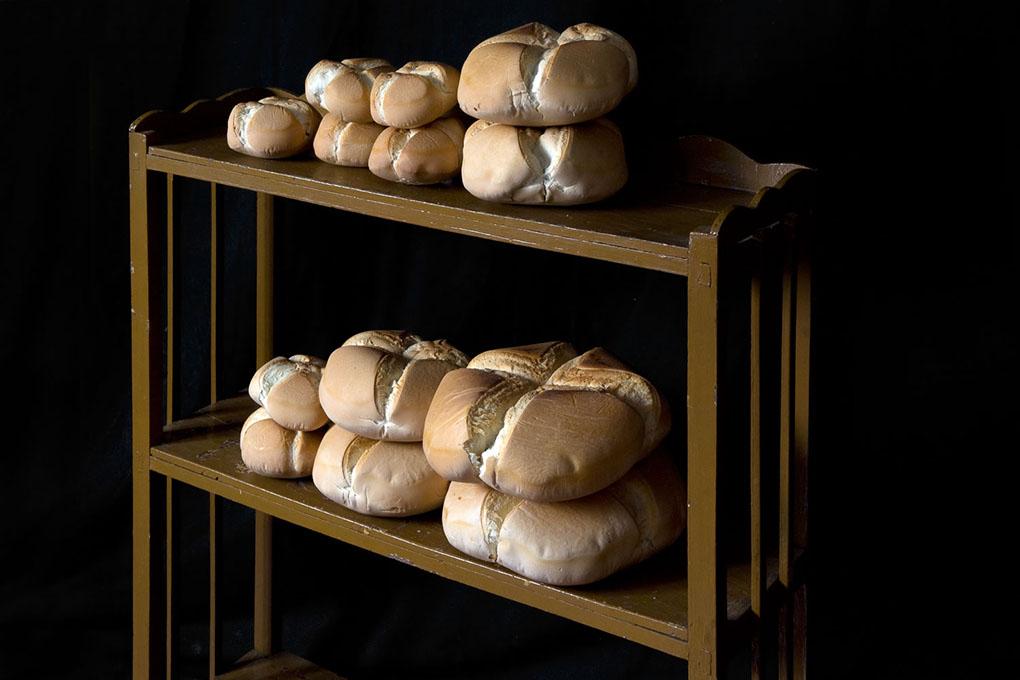 Panes y panecillos de Cruz. Foto: Manuel Ruiz Toribio