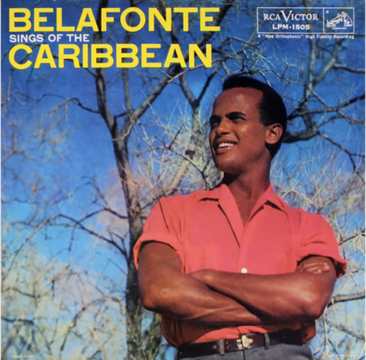La portada de Sings of the Caribbean. Foto: Facebook